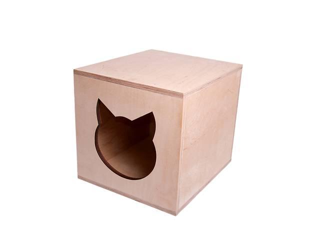 бу Домик для кошки, лежанка из фанеры в Харькове