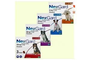Фронтлайн Нексгард (NEXGARD) для собак
