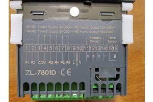 Контроллер терморегулятор LILYTECH ZL-7801D для инкубатора