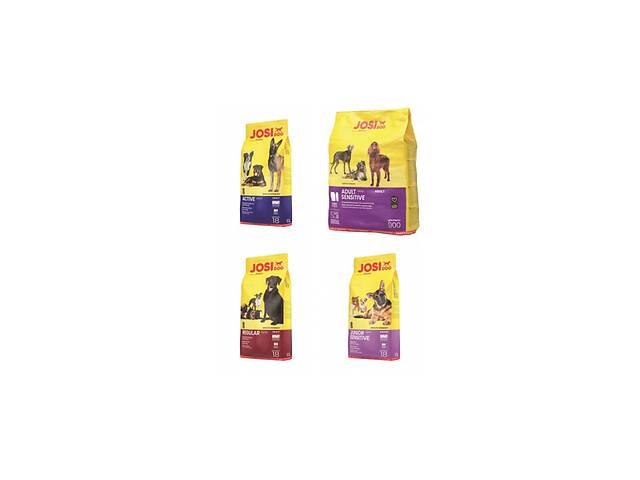 Корм для собак JosiDog Sensitive , Active , Regular- объявление о продаже  в Киеве