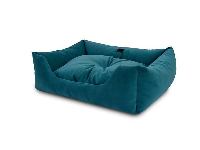 Лежак Noble Pet Dominic 55 х 45 x 15 см Синий (D2112)- объявление о продаже  в Киеве