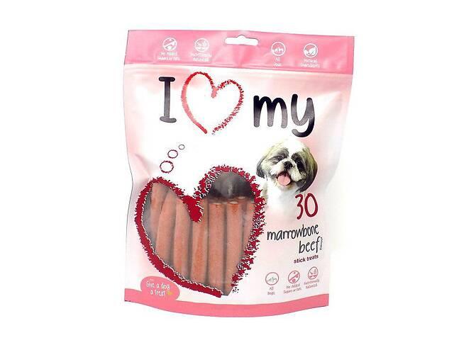 продам Мясные лакомства I Love My Dog 600 грамм (72225) бу в Киеве