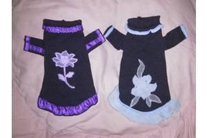 Платье для маленькой собачки до 1,5кг