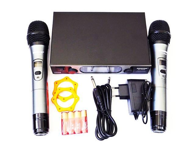 продам Радиосистема Shure SH-999R база 2 радиомикрофона бу в Днепре (Днепропетровск)