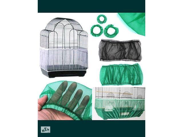 Сітка захист від сміття на клітку папугам- объявление о продаже  в Жмеринці