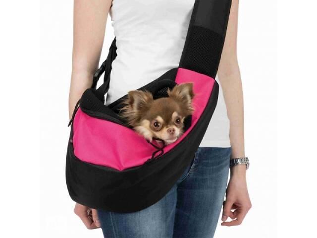 купить бу Слінг сумка - переноска для кішок і собак в Харкові