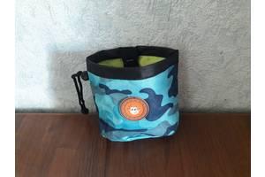 Тренувальна сумочка для собак.