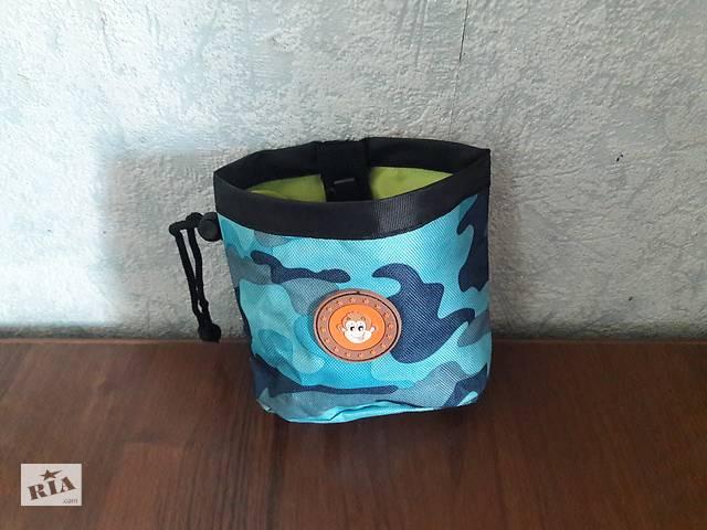 бу Тренувальна сумочка для собак. в Чернівцях
