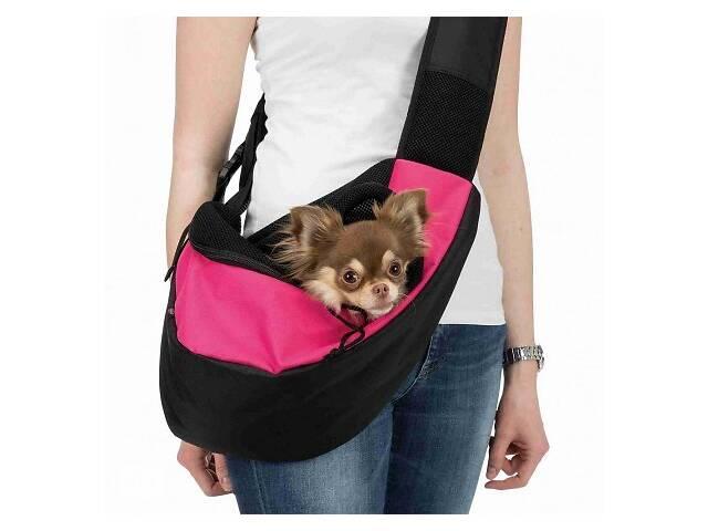 продам Trixie Sling Сумка переноска слинг для собак до 5 кг бу в Киеве