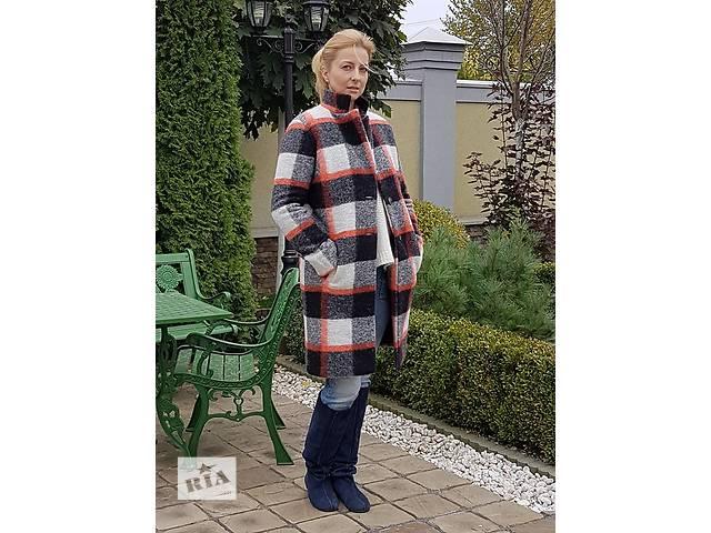 зимнее женское пальто итальянская шерсть- объявление о продаже  в Киеве