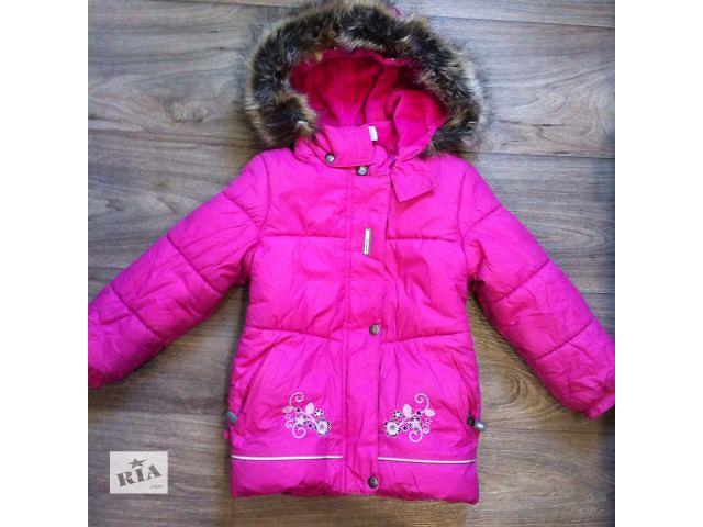 Зимняя куртка для девочки Lenne - Дитячий одяг в Україні на RIA.com 47451d1b8d890