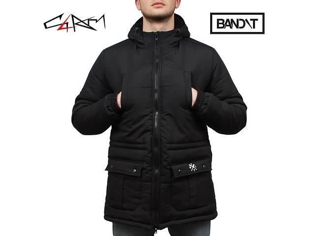продам Зимняя куртка Parka 2 Black бу в Одессе