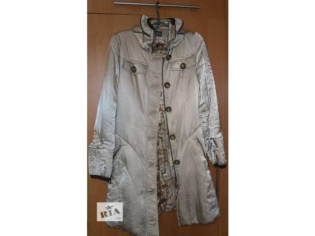 купить бу Зимняя модная пальто-куртка в Харькове