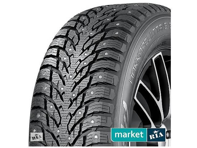 продам Зимние шины Nokian Hakkapeliitta 9 SUV (265/70 R16) бу в Вінниці