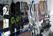 Оренда лиж і сноубордів
