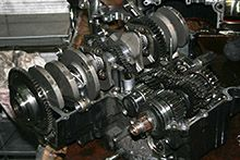 Деталі двигуна (Загальне)