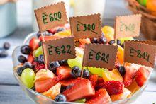 Вітаміни, харчові добавки
