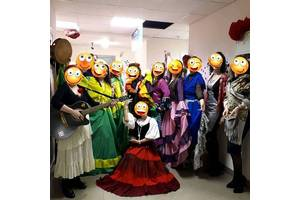 б/у Карнавальные костюмы