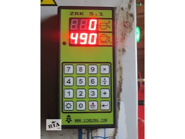 купить бу Электронная линейка ZRK 5.1 для пилорам различных конструкций в Минске