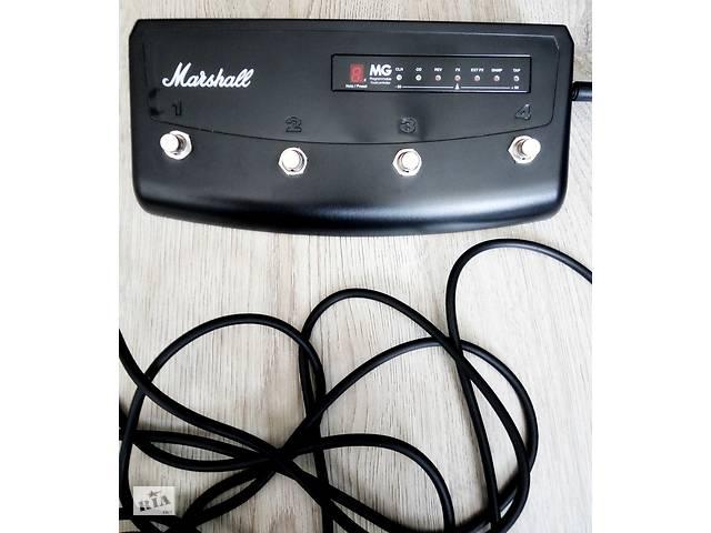 бу Футсвитч/Footswitch  Marshall PEDL90008 Stompware от компании Marshall. в Могилёве