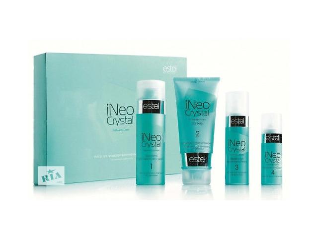 бу Набор для ламинирования волос Estel iNeo Crystal , косметика estel ,ламинирование волос  в Украине