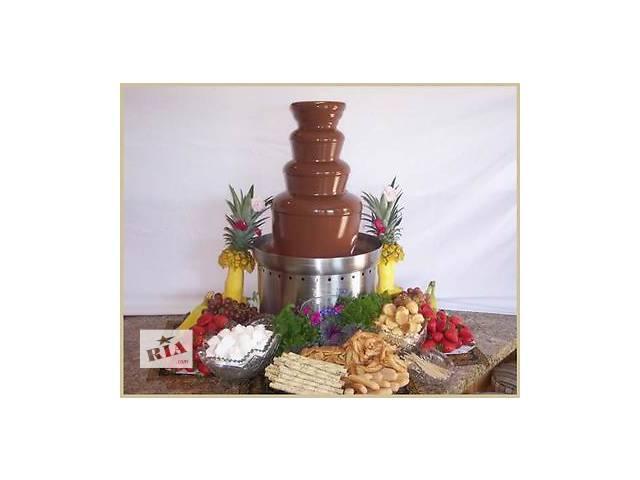 Шоколадный фонтан на ваш праздник- объявление о продаже   в Украине