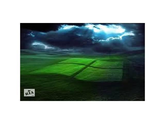 бу УСТАНОВКА И ПЕРЕУСТАНОВКА WINDOWS  XP, 7, 8, 10 в Могилёве