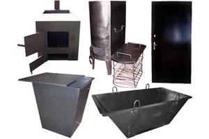 Производство Изделий из металла под заказ