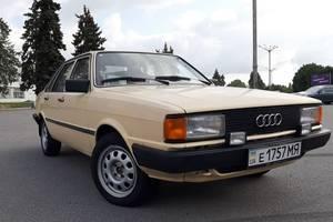 Audi 80 Turbo Diesel 1985