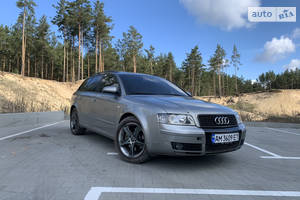 Audi A4 2.5 2002