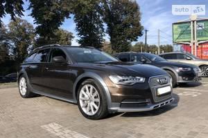 Audi A6 Allroad quattro 3.0 TFSI  2013