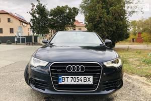 Audi A6 Supercharger 2011
