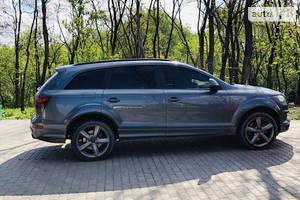 Audi Q7 sline 2013