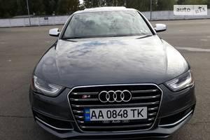 Audi S4 Supercharcher 2015