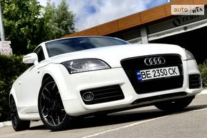 Audi TT Официальная 2012