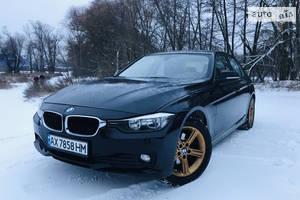 BMW 320 XDrive 2013