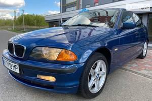 BMW 320 IDEAL 2001
