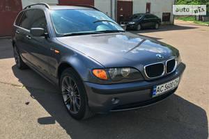 BMW 330 X-DRIVE 2002