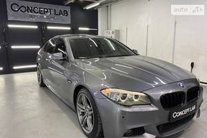 BMW 528  M Packet Europa 2013