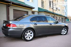BMW 740 LONG    IDEAL 2005