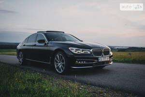 BMW 750 Individual 2016