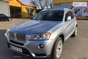 BMW X3 xDrive35i xLine 2012