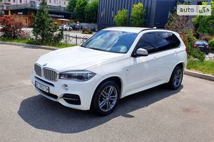 BMW X5 M50d Luxury 2014