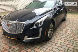 Cadillac CTS AWD PREMIUM LUXURY 2016