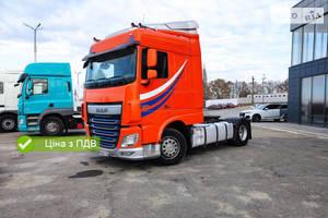 DAF XF 105 460 EURO 6 2015