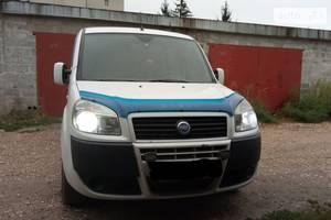 Fiat Doblo пасс.  2007