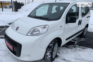 Fiat Qubo пасс. Natural power Euro6 2014