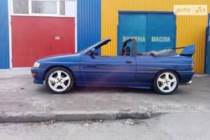 Ford Escort Cabriolet 1993