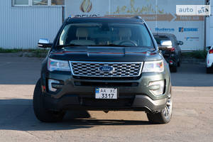Ford Explorer Platinum EcoBoost 2015