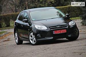 Ford Focus Europe Ne Krashen 2012